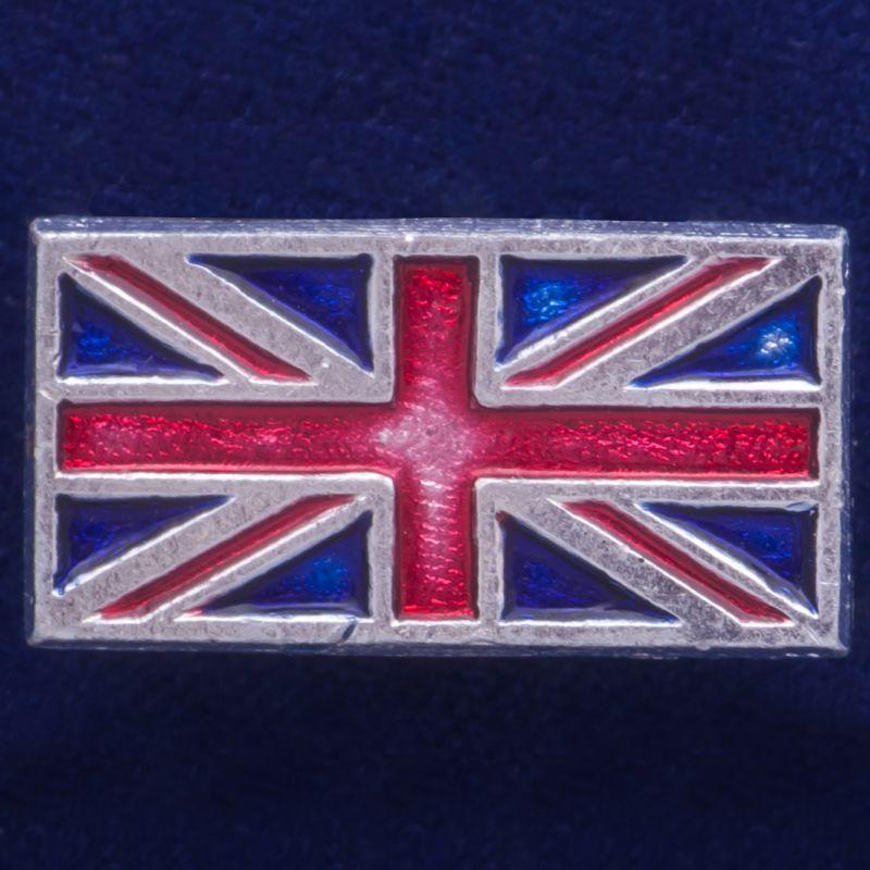 Памятный значок Великобритании