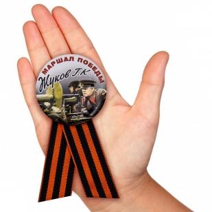 Заказать памятный значок «Жуков Г.К. - маршал Победы»