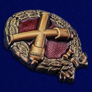Памяный знак Красного артиллериста - общий вид