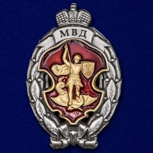 Памятный знак МВД Лучший сотрудник специальных подразделений полиции