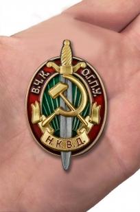 Заказать памятный знак ВЧК-ОГПУ-НКВД