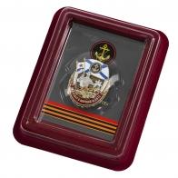 Памятный знак За службу в Морской пехоте - в футляре