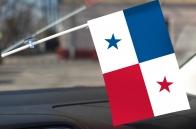 Панамский флажок с присоской