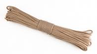 Паракордовый шнур 31м Atwood Rope 550 Type III (хаки-песок)