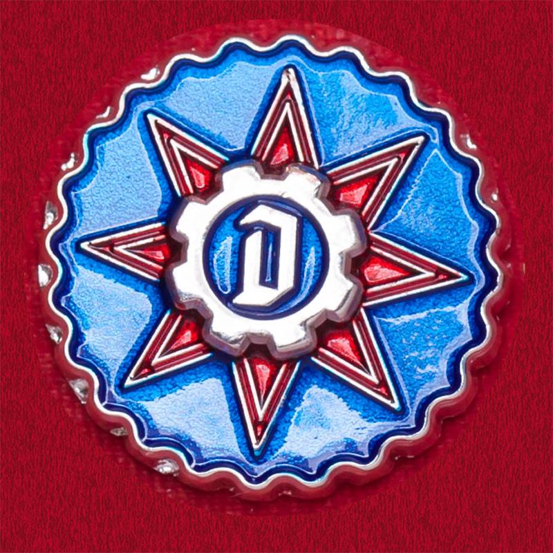 Парамасонский значок с октаграмой