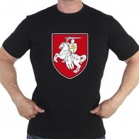 Патриотическая футболка Жыве Беларусь!