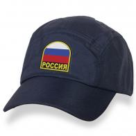 Патриотическая мужская кепка Россия.