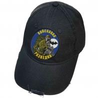 """Патриотичная кепка с нашивкой """"Войсковая разведка"""""""