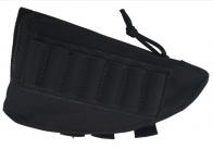 Патронташ на приклад на 12 патронов (черный)