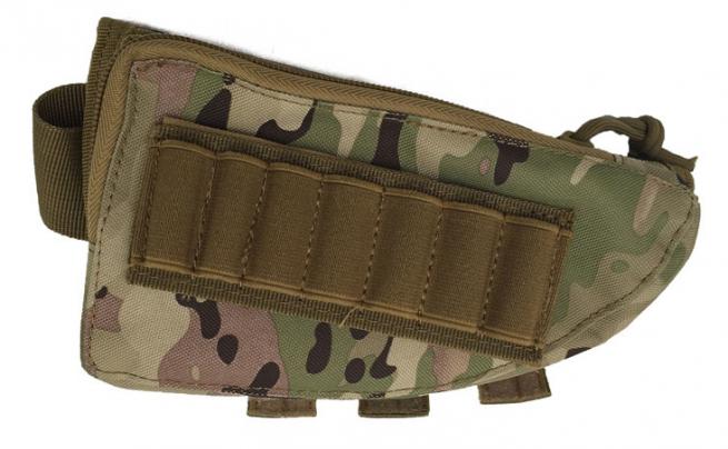 Патронташ на ружье 7+5 патронов (мультикам)