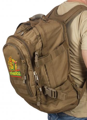 Патрульный тактический рюкзак с нашивкой Погранвойск - купить выгодно