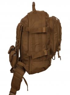Мужской военный рюкзак с нашивкой Пограничной службы - заказать по выгодной цене