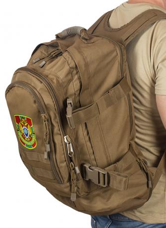 Мужской военный рюкзак с нашивкой Пограничной службы - купить онлайн
