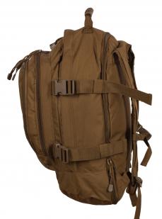 Патрульный трехдневный рюкзак 3-Day Expandable Backpack 08002B Coyote с эмблемой СССР заказать в Военпро