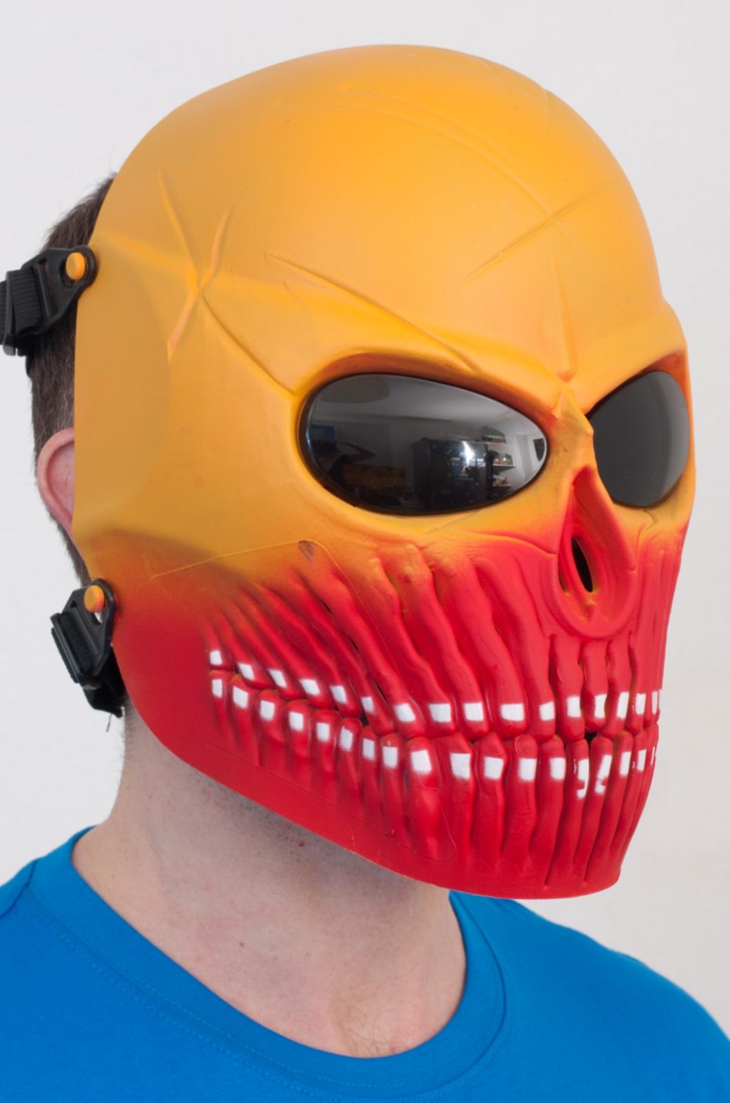 Пейнтбольная маска на выгодных условиях