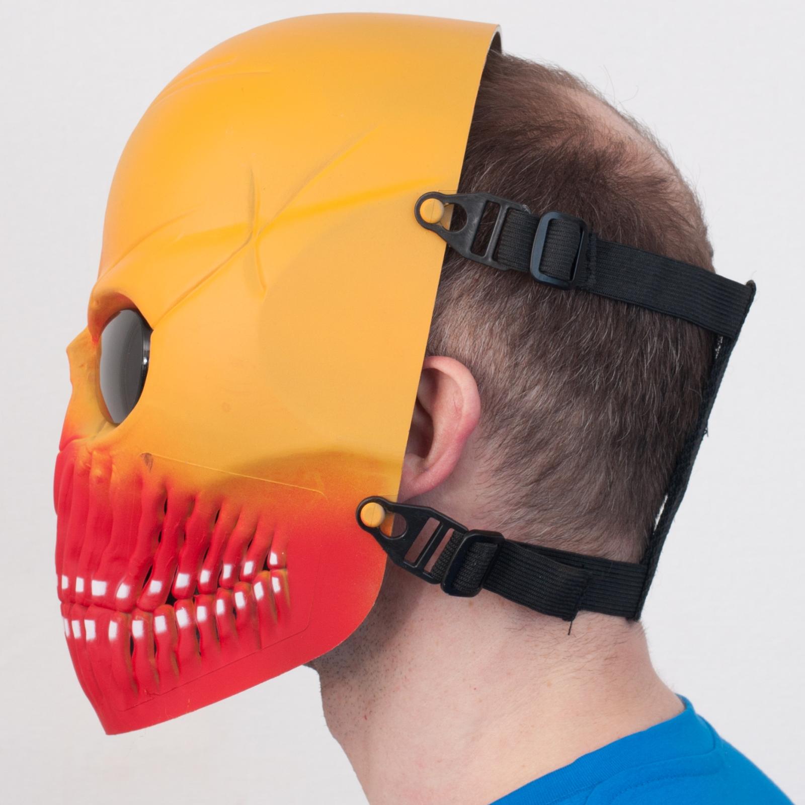 Пейнтбольная маска высокого качества