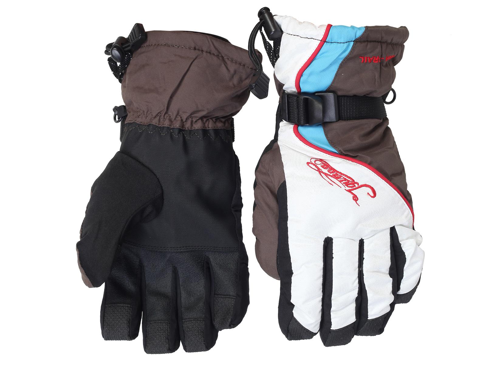 Теплые зимние перчатки унисекс