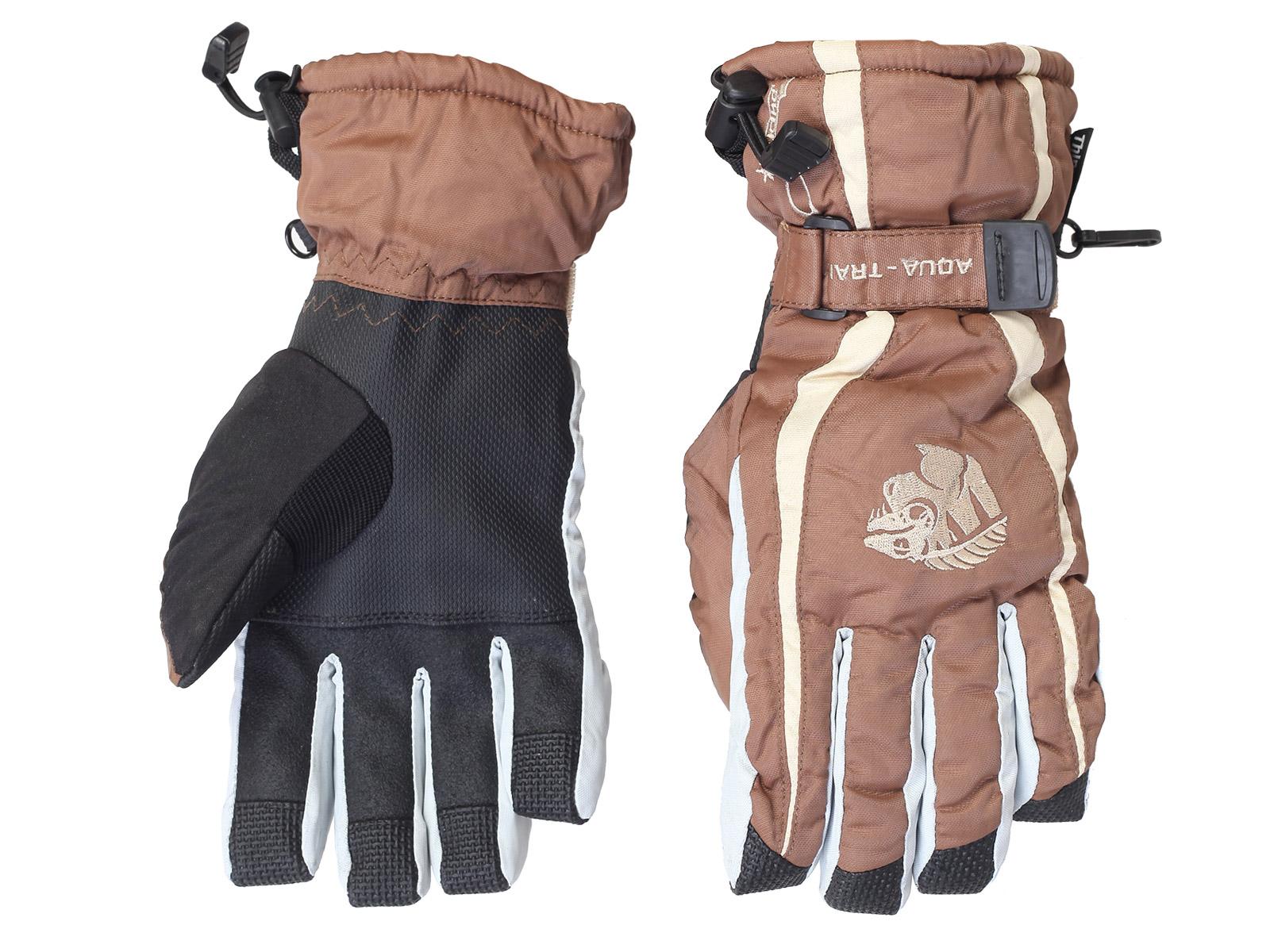 Недорогие перчатки для зимних видов спорта и города