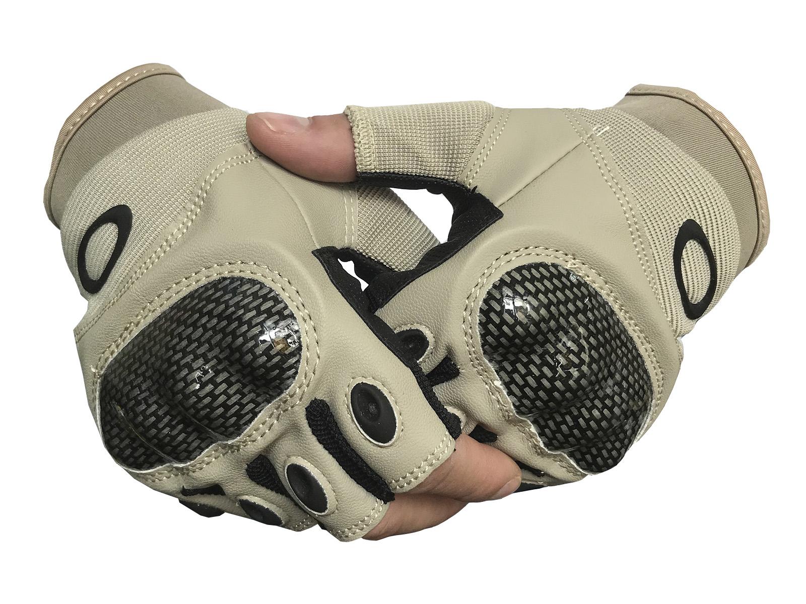 Перчатки беспалые тактические