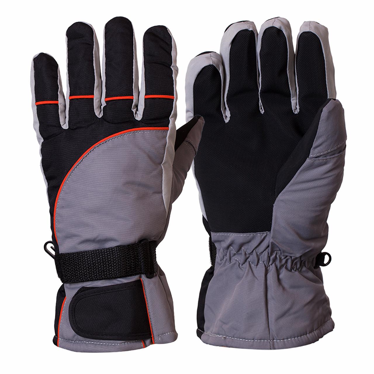 Мужские зимние перчатки на утеплителе – для спорта, города
