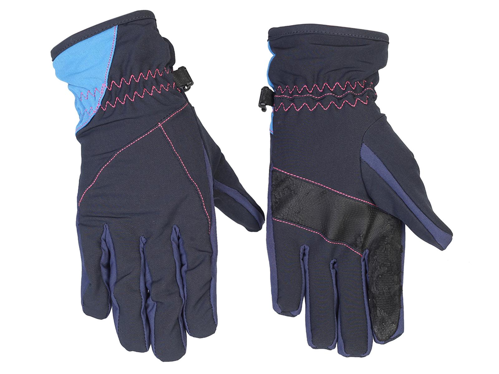 Женские перчатки осень-зима