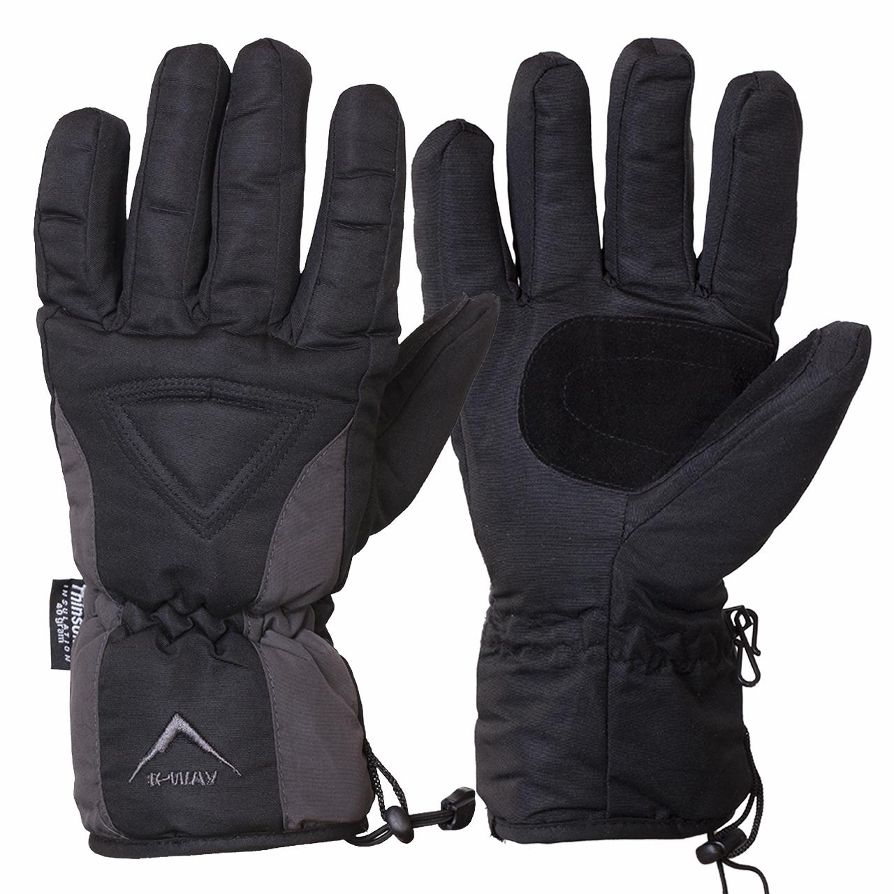 Выбрать и заказать онлайн перчатки для лыжного спорта