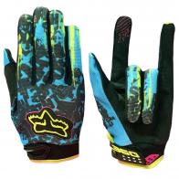 Перчатки с ярким принтом от крутого бренда Clarino