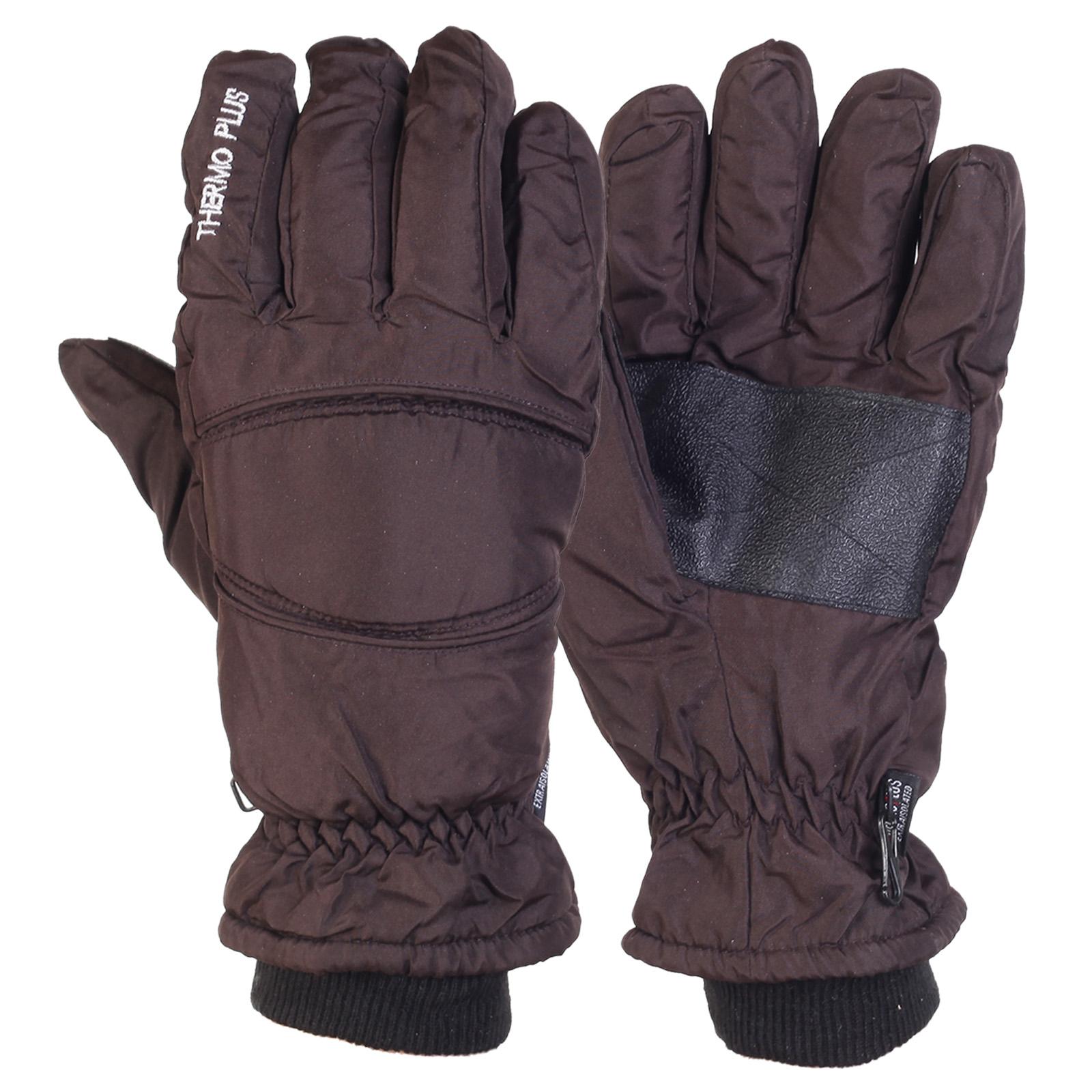 Горнолыжные перчатки Thermo Plus для парней
