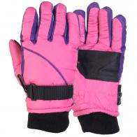 Детские зимние перчатки на девочку