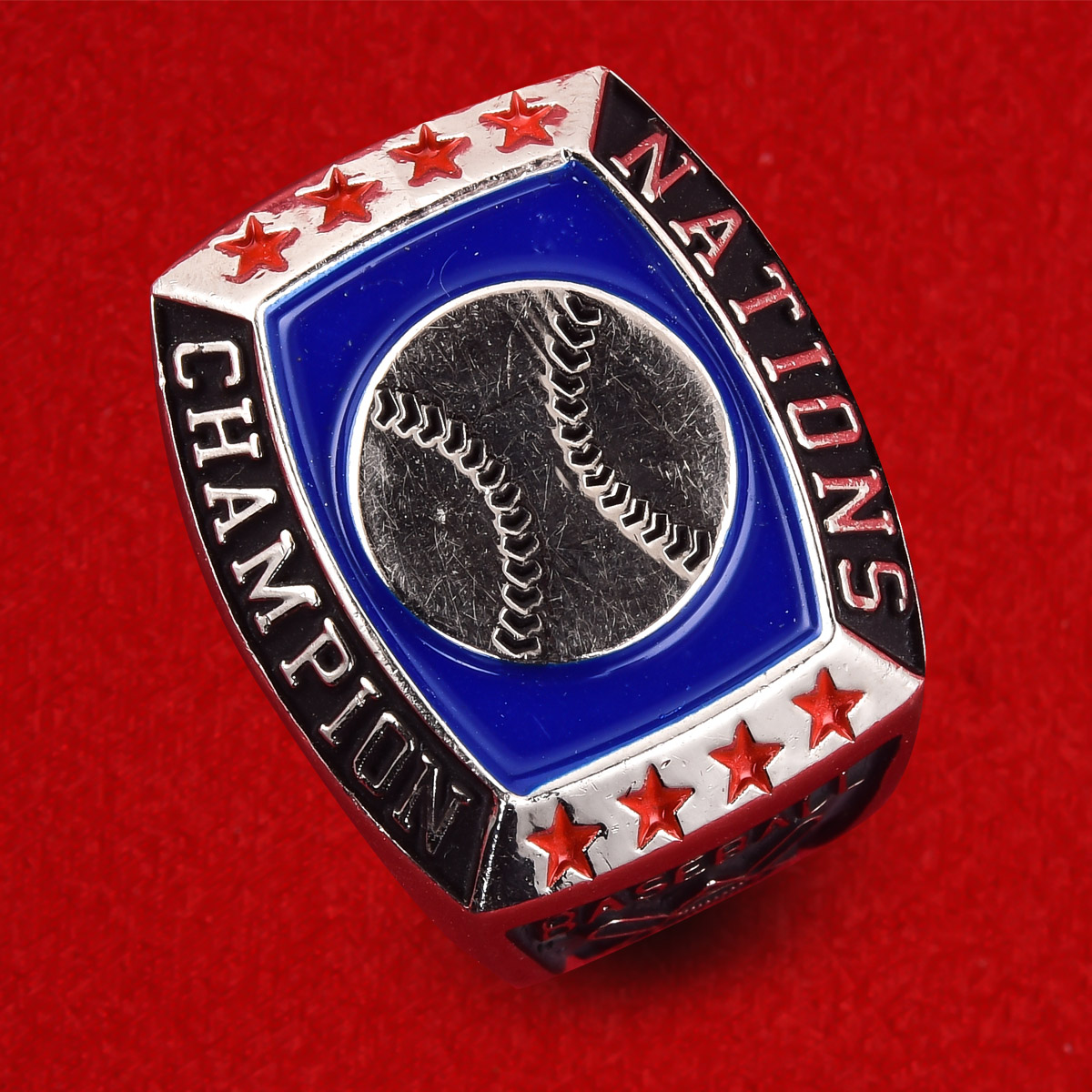 Перстень чемпионов юношеских лиг США по бейсболу