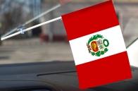 Перуанский флажок с присоской