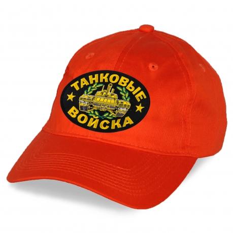 Первоклассная кепка Танковые войска.