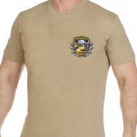 Песочная футболка для рыбаков Рыболовные войска Спецназ - купить по привлекательной цене