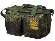 Пиксельная тактическая сумка с нашивкой Погранвойск
