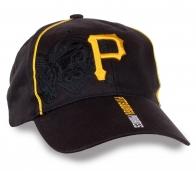 Пиратская бейсболка в крутом дизайне.
