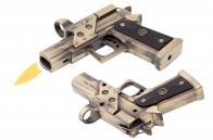 Пистолет зажигалка газовая