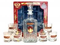 Подарочный питейный набор Советский Союз