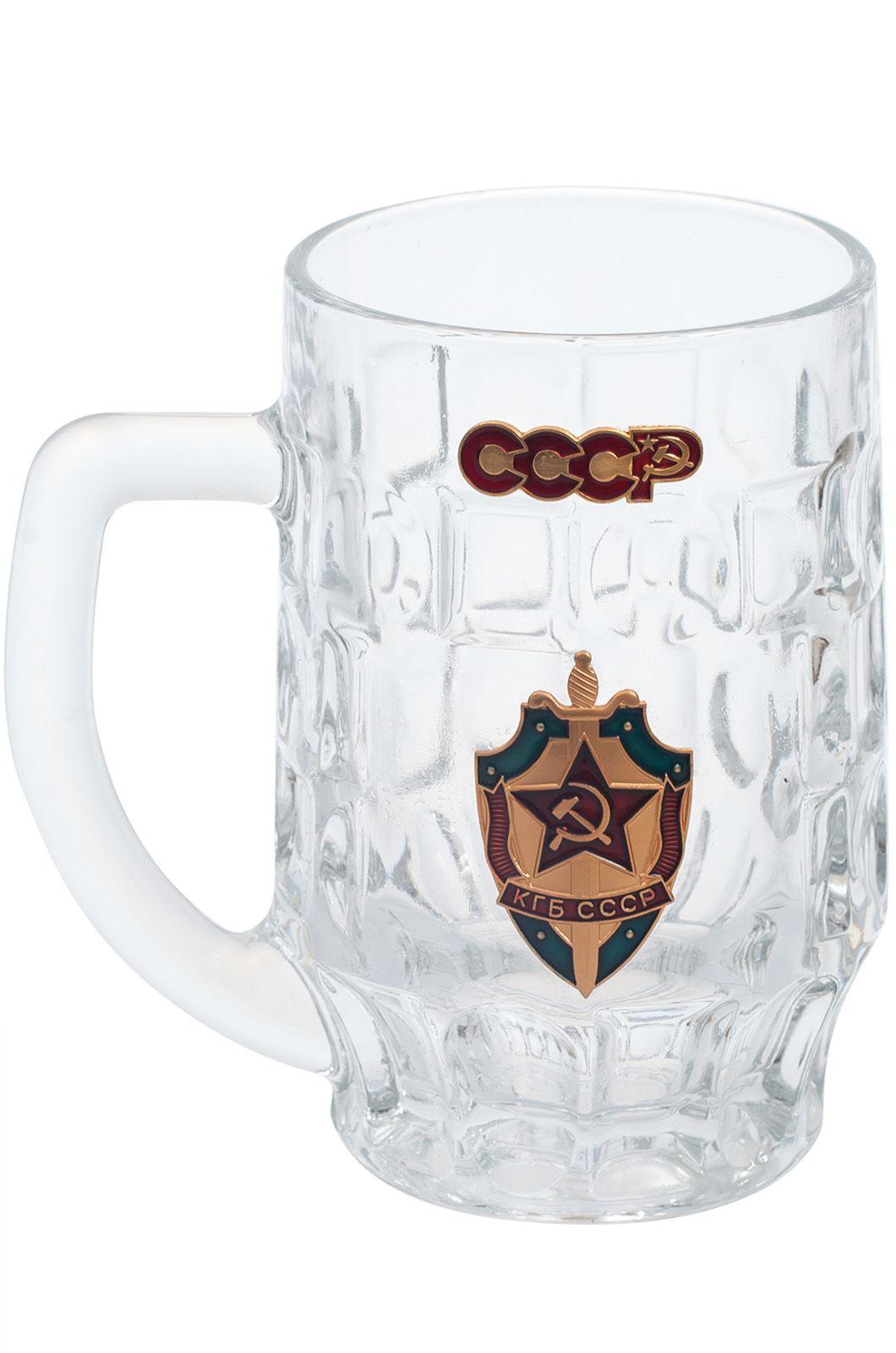 """Пивная кружка """"КГБ"""" по лучшей цене"""