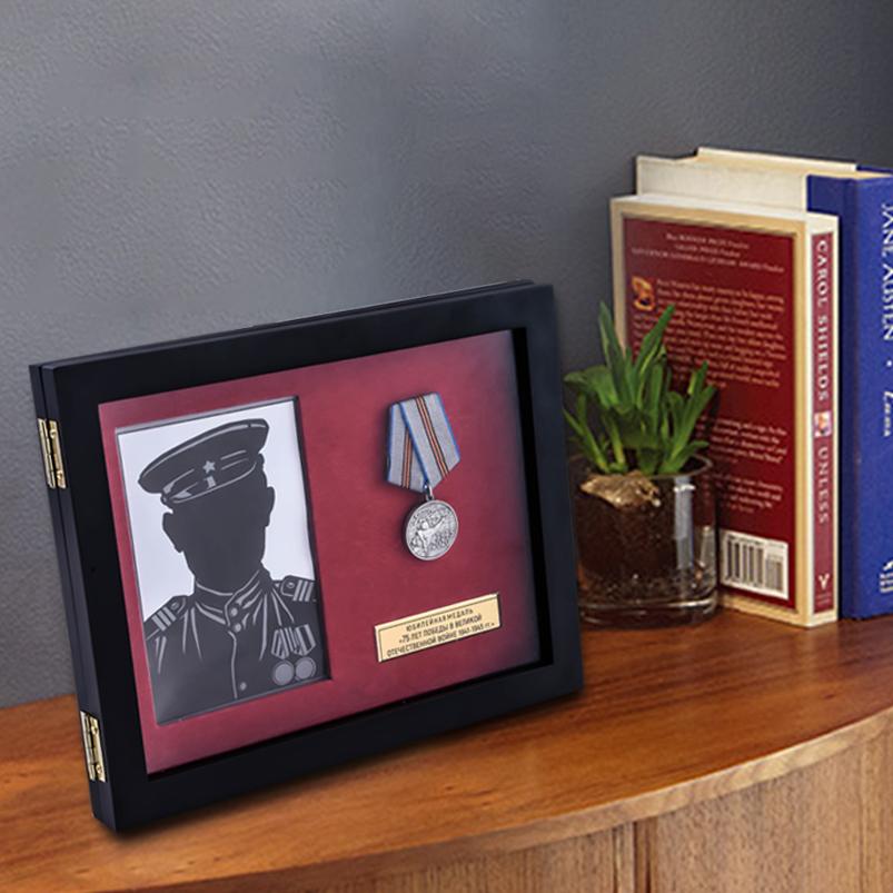 Планшет Бессмертный полк с медалью