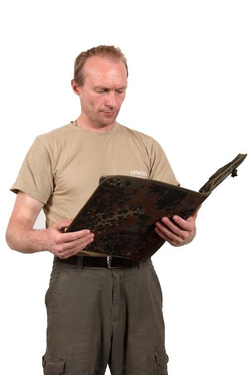 Планшет в подарок мужчине-военному