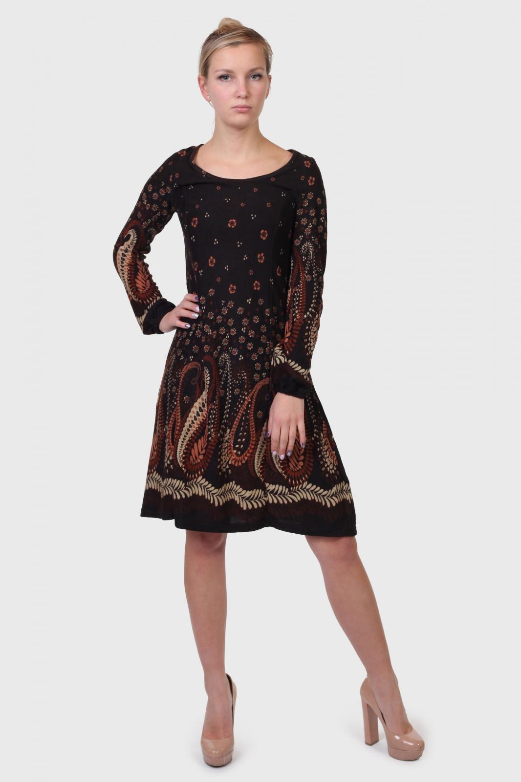 Женское бохо платье ANNA FIELD