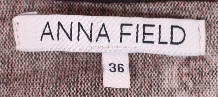 Невесомое, летящее женское бохо платье ANNA FIELD.