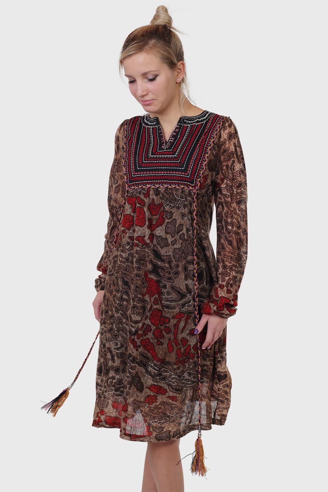 0fc6133a920 Невероятное женское платье БОХО-ШИК от RANA.
