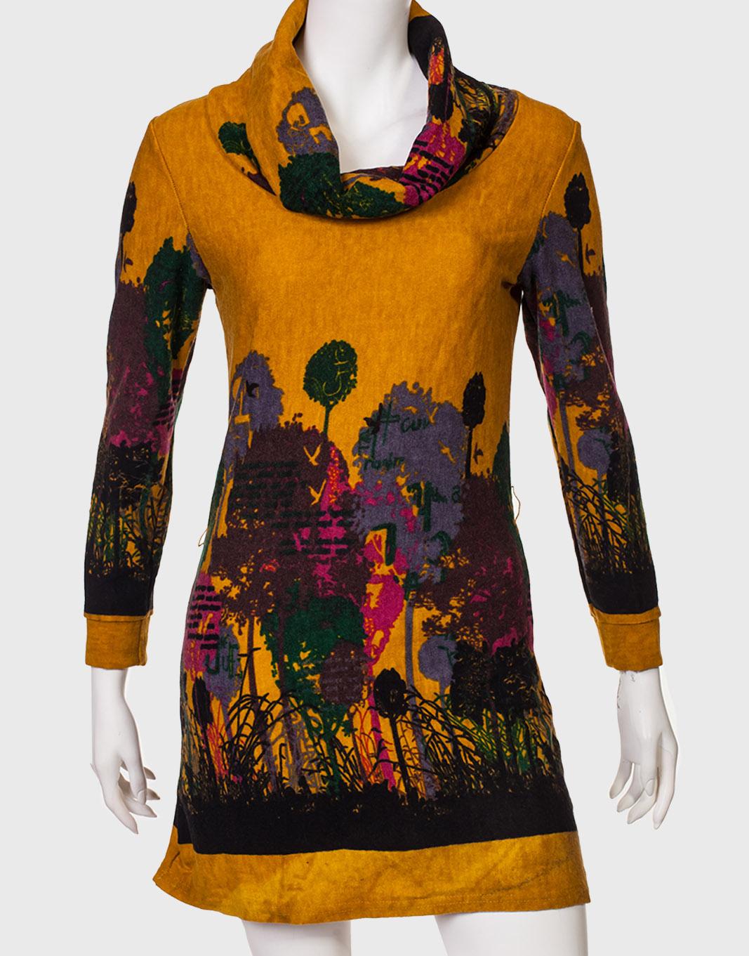 Платье бренда Franccesca