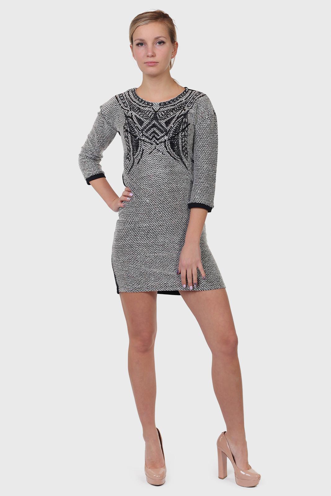 Купить теплое женское платье Kruebeck в интернет магазине Военпро