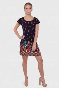 Загадочное и небанальное платье LeMonada.