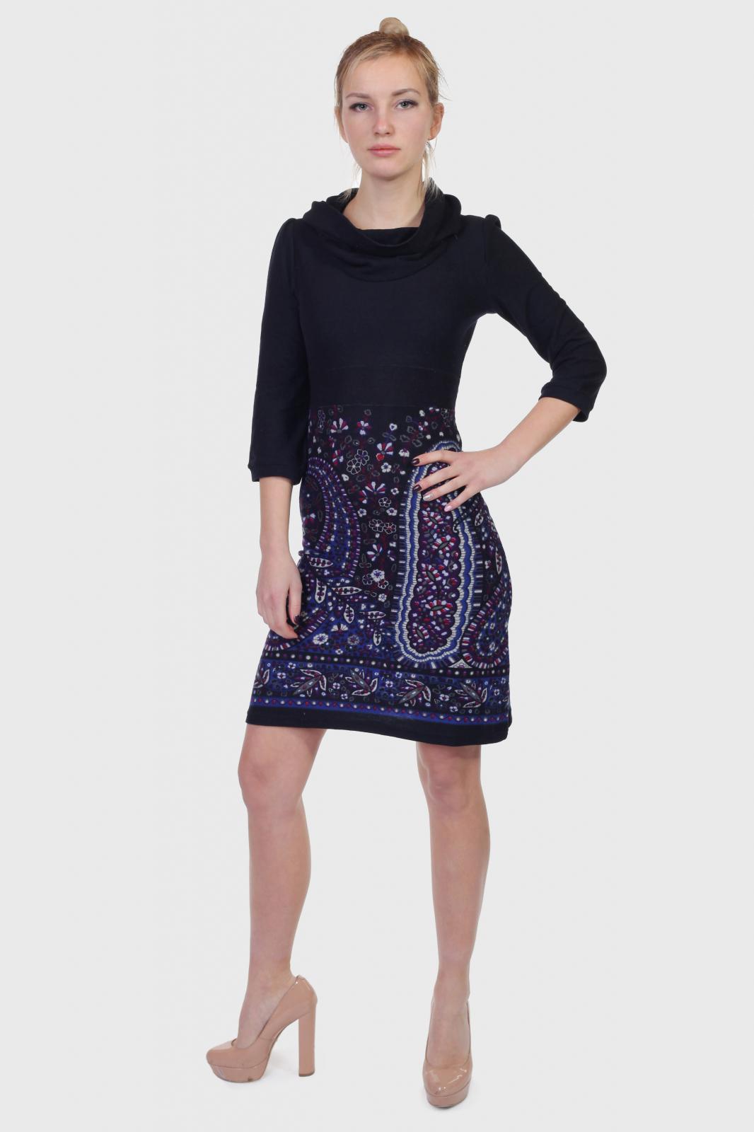 Повседневное женское платье бельгийского бренда Lola Liza