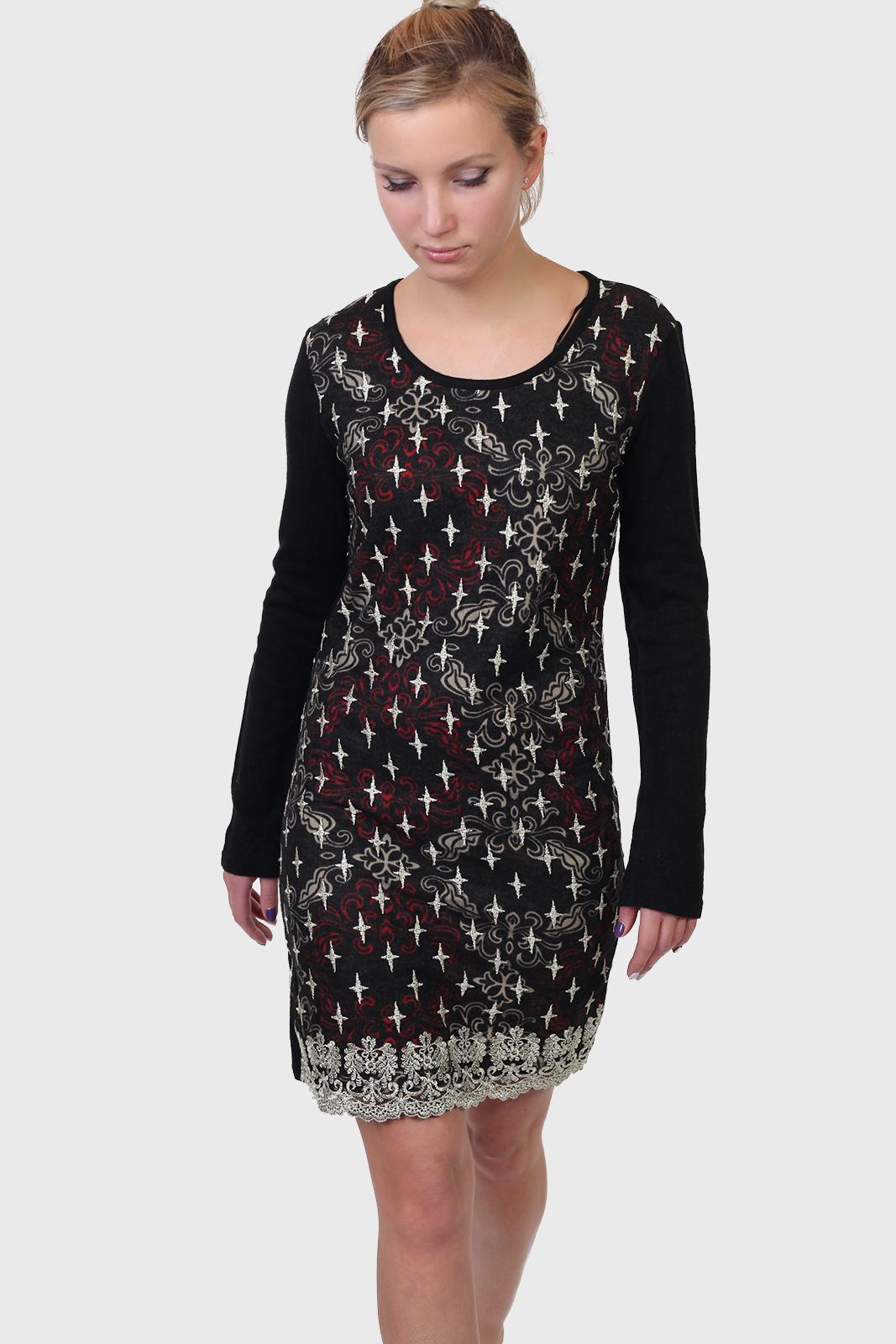 В меру официальное и сексуальное платье LOUD Modis.