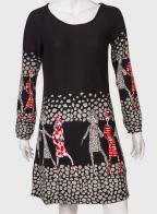 Платье реглан бренда JB