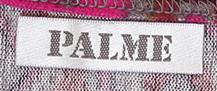 Шикарное короткое платье с пояском от Palme.